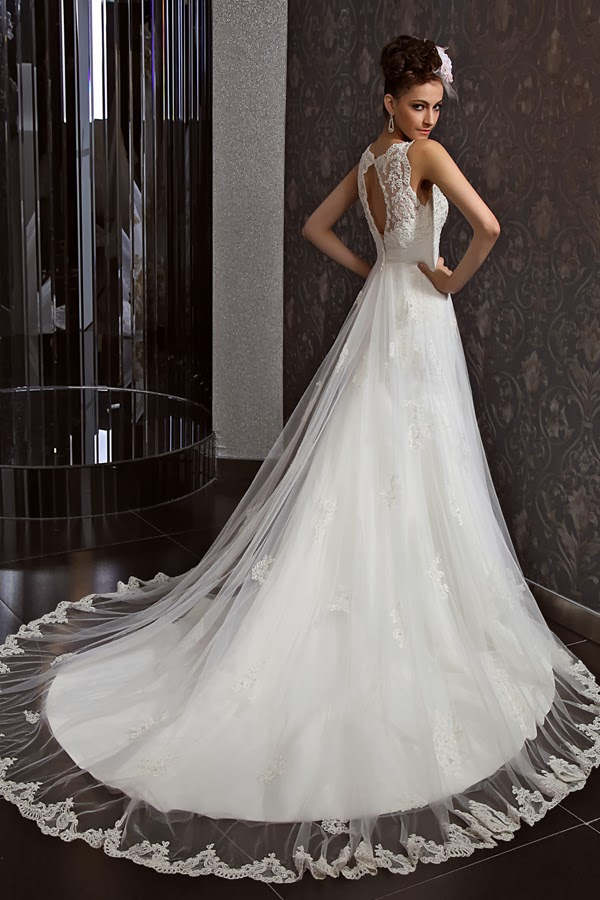 To Be My Chic Bride Perfect Wedding Dress A Line Silhouette For