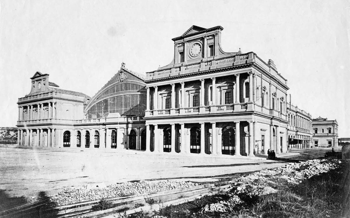 Rerum romanarum vecchia stazione termini for Affitto ufficio roma stazione termini