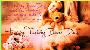 Teddy Day Images with Quotes 2016