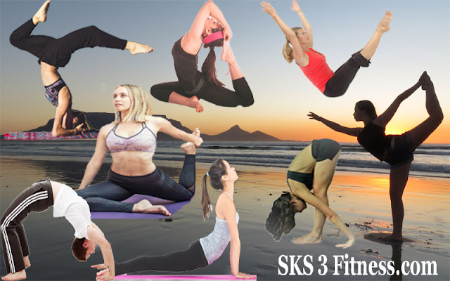 Learn Yoga at Home for Free SKS 3 Fitness
