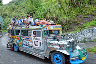 Ifugao Jeepney Topload