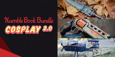 Humble Book Bundle: Cosplay 2.0