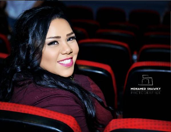 بالفيديو - هذا ما فعلته شيماء سيف عندما قررت فقد وزنها !