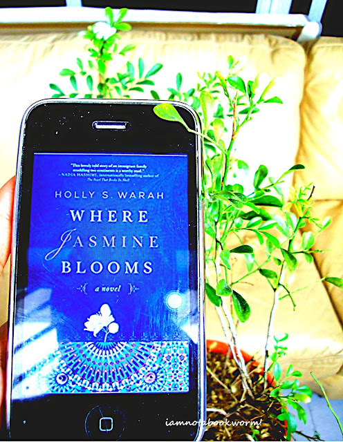 Where Jasmine Blooms by Holly S. Warah | A Book Review by iamnotabookworm!