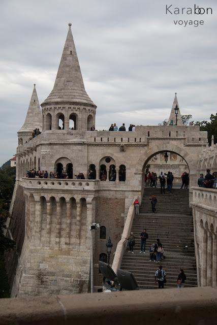 Budapeszt | Budapest | Węgry | Hungary | Baszta Rybacka | Karabon voyage