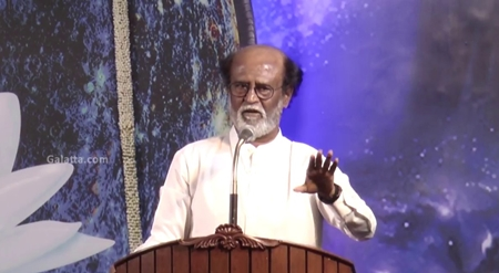 Finally Rajinikanth Makes 'the' Historical Announcement – Political Entry | Full Speech
