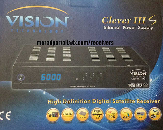Vision Clever 3 S,Vision Clever ,3 S,ملف قنوات لجهاز VISION CLEVER 3 S,vision clever 1 startimes,vision clever 1 flash,vision clever 3 تفعيل,flash vision clever 3,vision clever 3 iptv,vision clever 3 startimes,ملف قنوات vision clever 1,ملف قنوات vision clever 3,