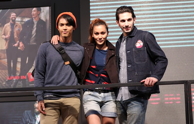 Levi's Vintage Clothing, Levi's Fall / Winter 2015 Collection, Levi's Malaysia, Levi's