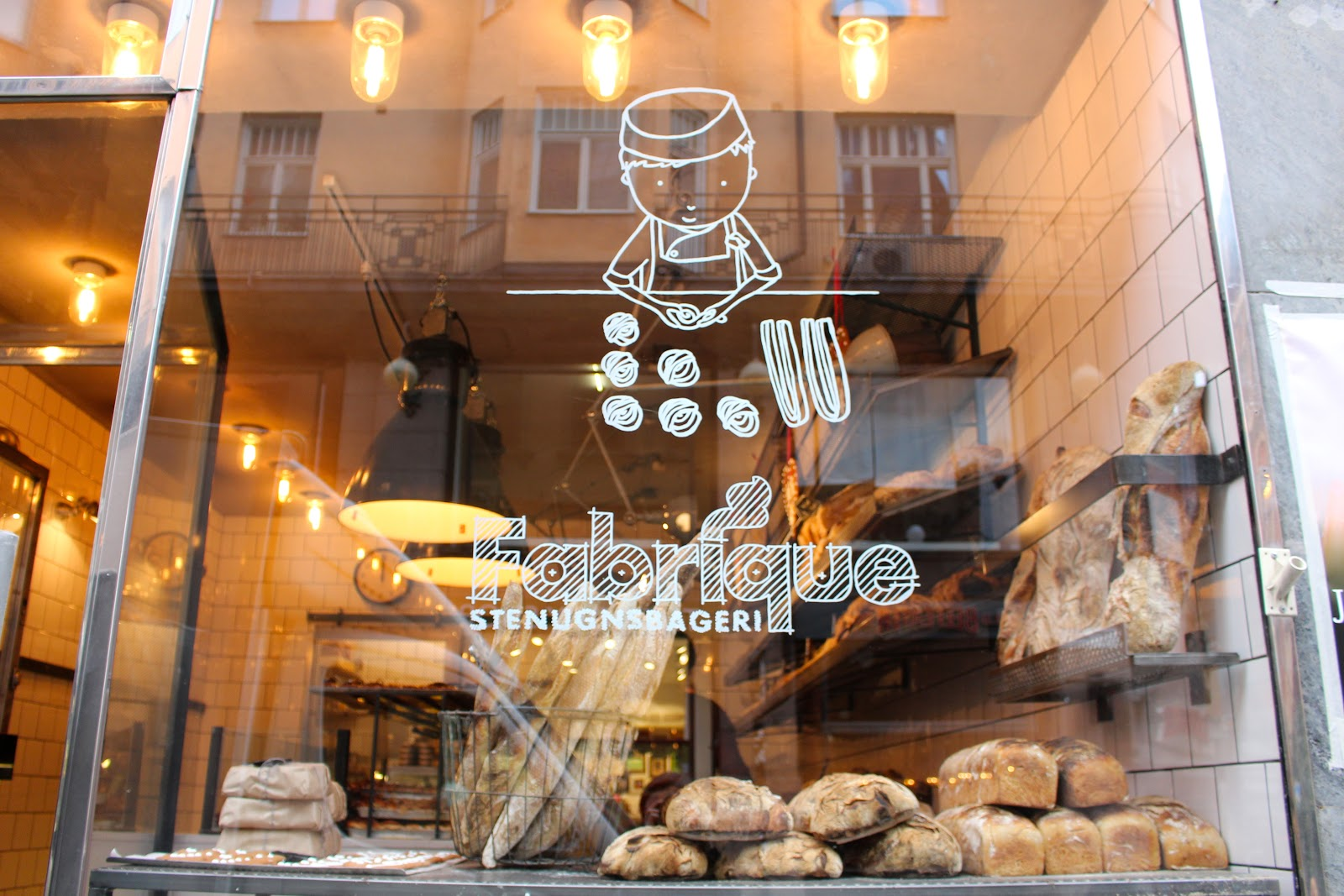 Best coffee & fika in stockholm: Fabrique