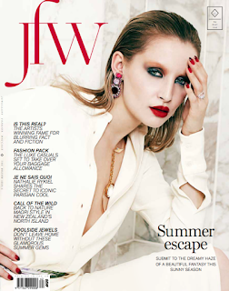 jfw magazine, editorial, karen binns, barrie griffith, diana gomez, agency, fashion, photography, styling, make-up, stylist