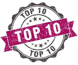 Top 10: Meus romances de banca preferidos.
