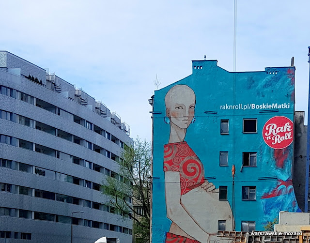 Warszawa Warsaw Wronia mural streetart sztukaulicy Wola