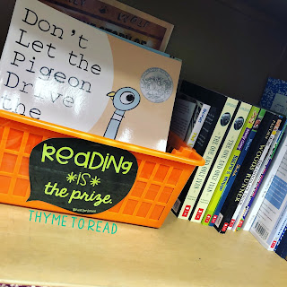classroom prize box reading is the prize reward reading with reading thyme to read