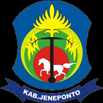 Logo Kabupaten Jeneponto PNG