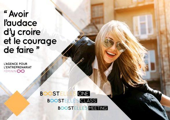 Agence pour l'Entreprenariat Féminin, programme BoostElles - Blog