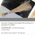 Check Out The Amount Ordinary broom is sold on eBay