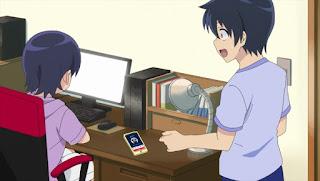 Yatogame-chan Kansatsu Nikki 2 Episódio 07