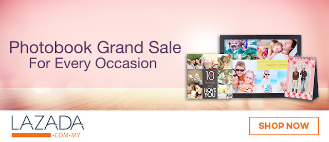 Photobook Malaysia Grand Sales - Starting from RM2