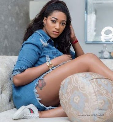 Entertainment: Nollywood Actress, Rukky Sanda Flaunts Luscious Thighs In Birthday Photos