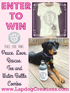Peace Love Paws Giveaway