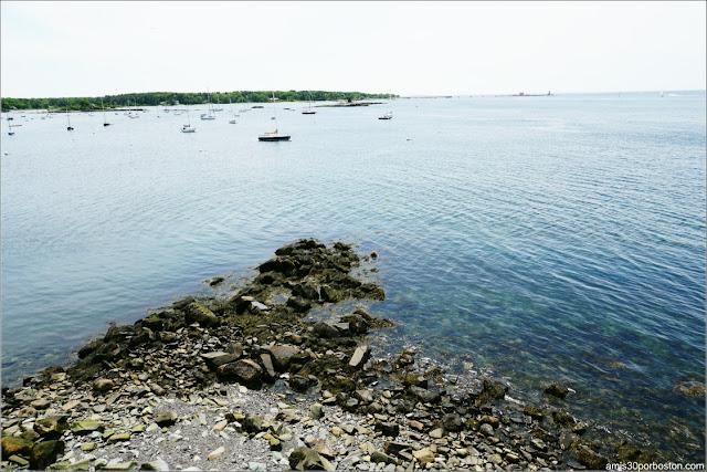 Costa del Fuerte McClary en Maine