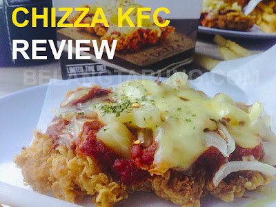 Chizza KFC Review