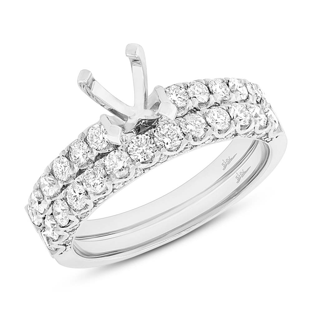 Engagement Rings And Wedding Bands Sets