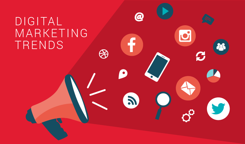 2015 Digital Marketing Trends - #infographic