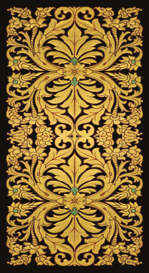 Golden Universal Tarot Reading: Museo Del Tarot: Golden Universal Tarot