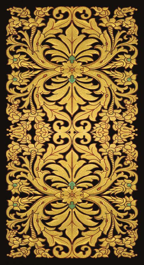 Golden Universal Tarot: Museo Del Tarot: Golden Universal Tarot