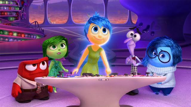 Tristeza! Disney e Pixar são acusadas de plágio em Divertida Mente