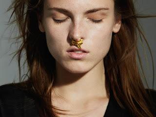 Rachel Boston Shark Tooth Septum Ring Jewellery Blog