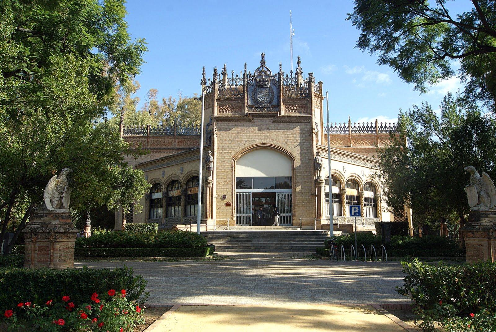 Pabellón Real Sevilla