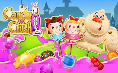 Candy Crush Soda Saga Apk Mod v1.86.6 Mega Mod