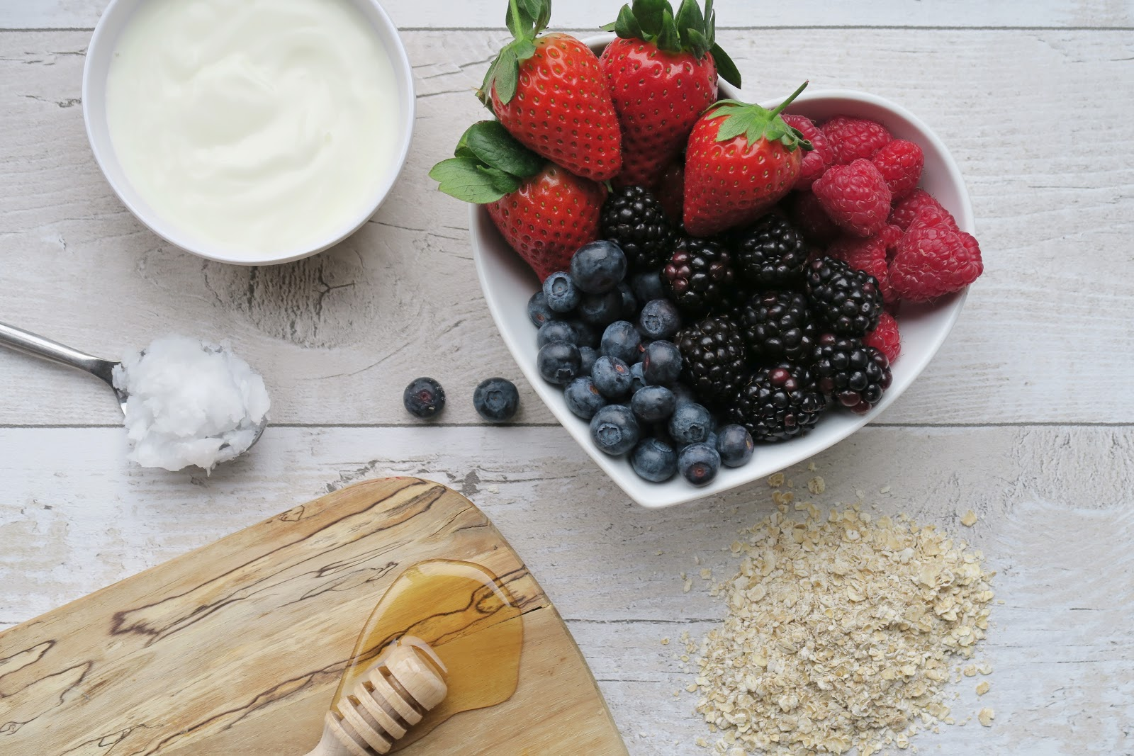 Natural Berry Face Mask Recipe