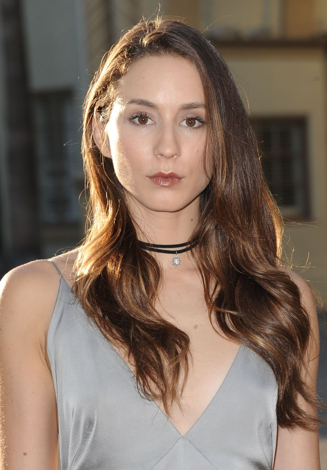 Troian Bellisario at Sister Cities Premiere in Los Angeles