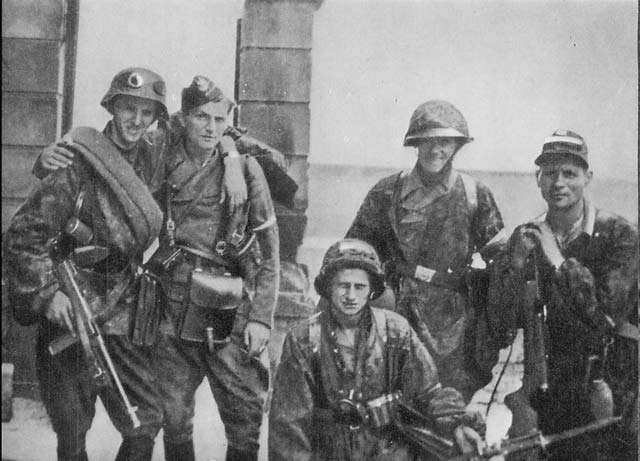 Polish Greatness (Blog): Warsaw Uprising 1944: August 10 - Secret
