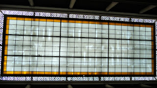 Vitral no Teto do Museo de La Plata, Argentina