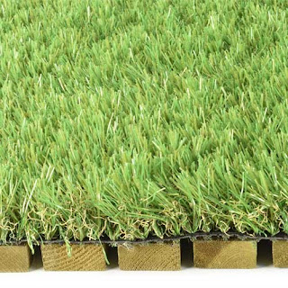 Greatmats artificial deck turf tile flexible