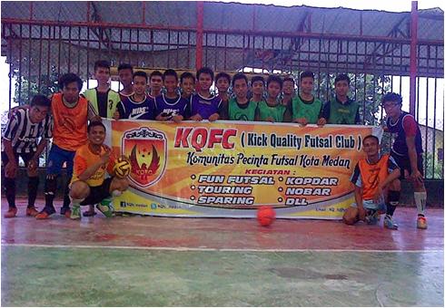 Kick Quality Futsal Club Medan