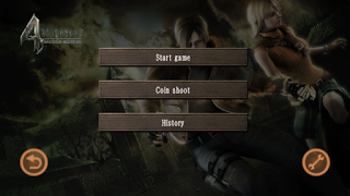 Resident Evil 4 Mod Apk
