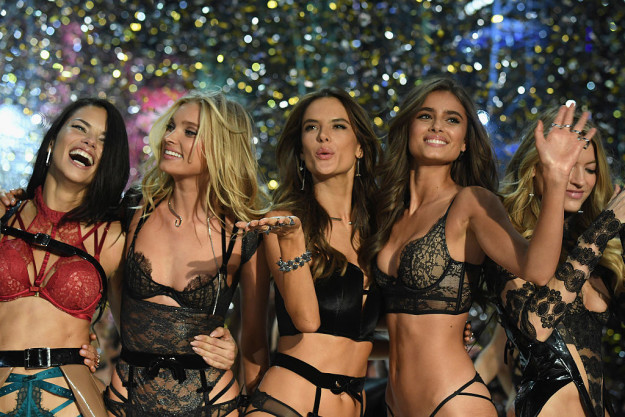 These Regular Women Had Fun While Starring In Their Own Victoria's Secret Fashion Show