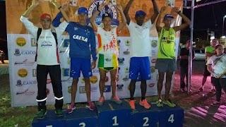 Atleta Picuiense vence corrida de Sant'Ana em Caicó
