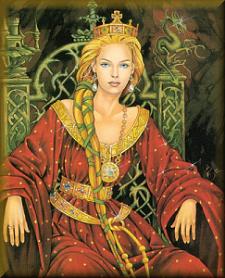 La doncella virginal: clichés de la novela fantástica