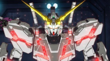 Mobile Suit RX-0 Unicorn Gundam tamaño real