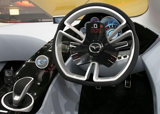 Mazda Kabura Concept Picture
