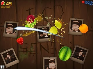 Fruit Ninja Free Download Game For iOS