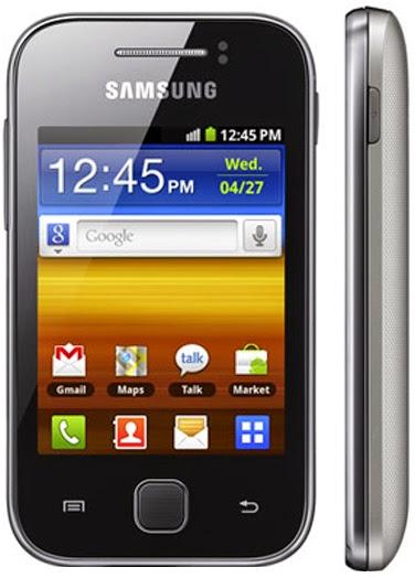 Samsung Galaxy Y S5360 Latest Flash File Download
