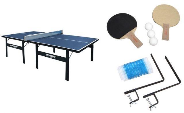 7ec5c22862 20 Kits para tênis de mesa com 2 raquetes e 3 bolas