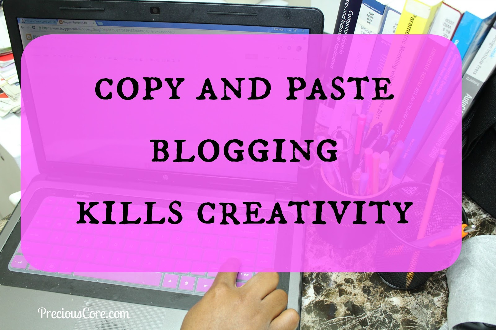 quotes on blogging